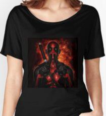 Classic Superhero 2 Women's Relaxed Fit T-Shirt