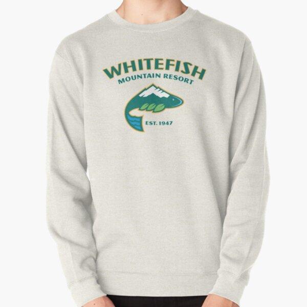 Whitefish Ski Resort Pullover Sweatshirt