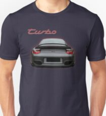porsche, turbo Unisex T-Shirt
