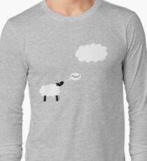 Sheep Cloud Long Sleeve T-Shirt