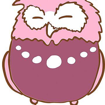 Owl Cute  by AnnaTram