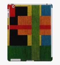fabrics color iPad Case/Skin