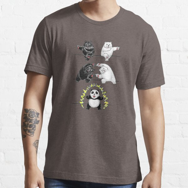 Panda Fusion Essential T-Shirt