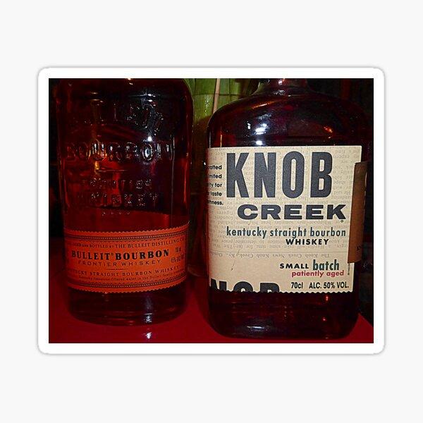 Bourbon Sticker