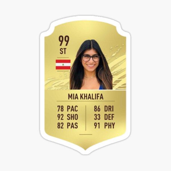 Mia khalifaa Sticker