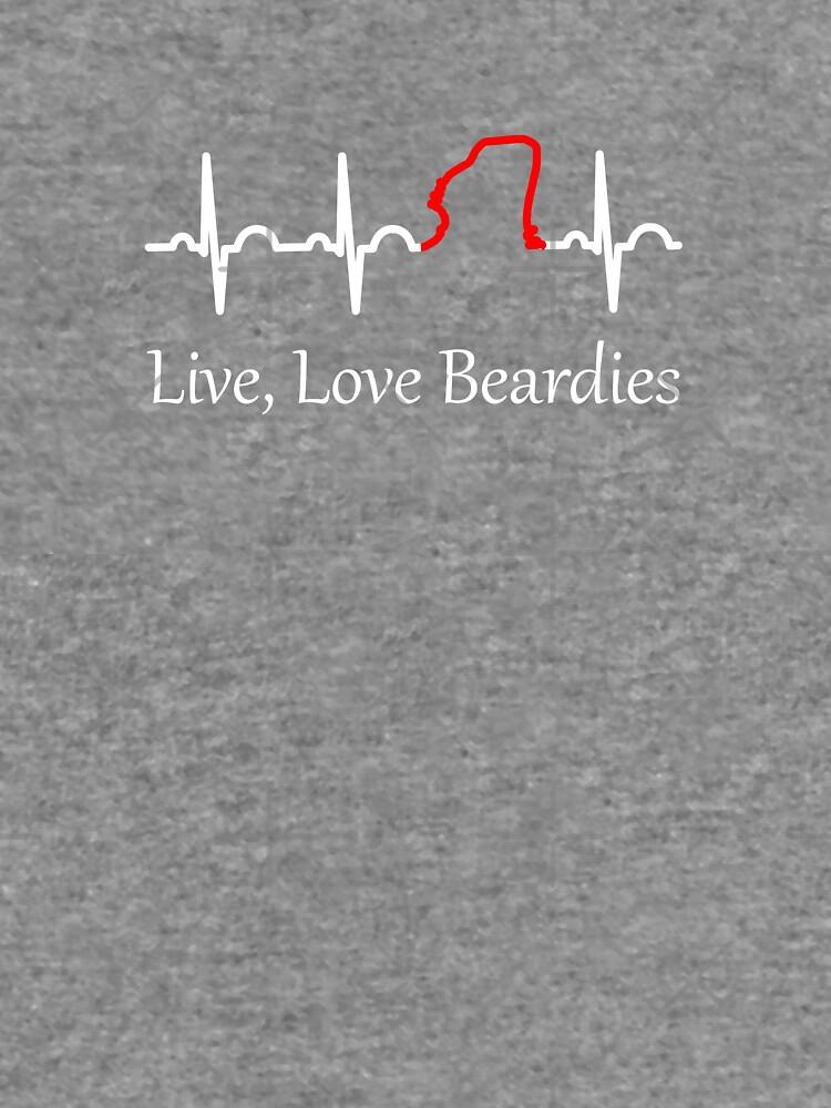 Live, Love Beardies by snibbo71