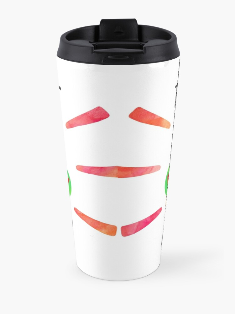 Alternate view of Taco 'bout awesome! Travel Mug