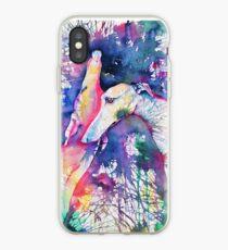 Greyhound Trance iPhone Case