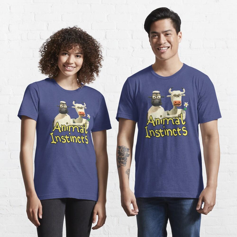 Animal Instincts Essential T-Shirt