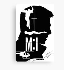 Mission: Impossible Canvas Print