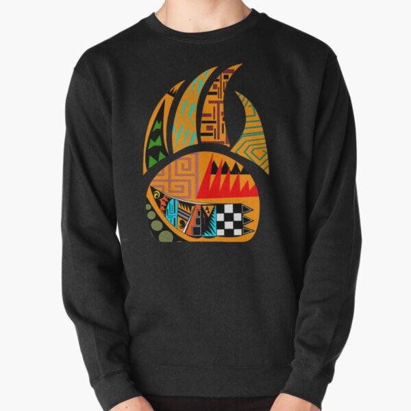 TRACKS WELL DEFINED Pullover Sweatshirt