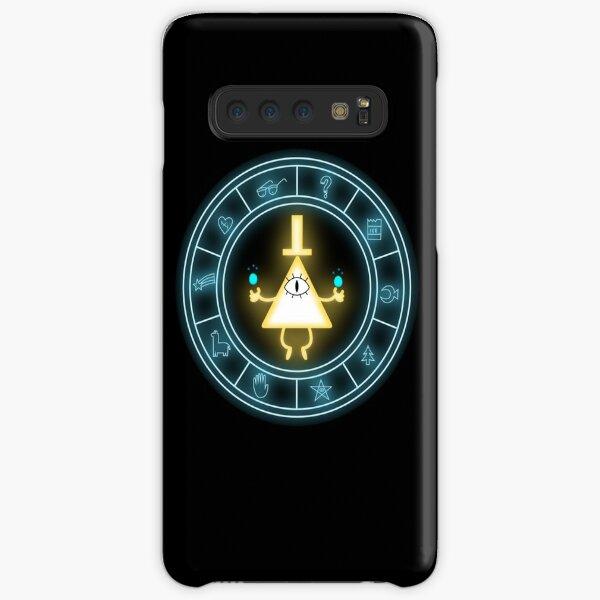 Bill Cipher Wheel Funda rígida para Samsung Galaxy