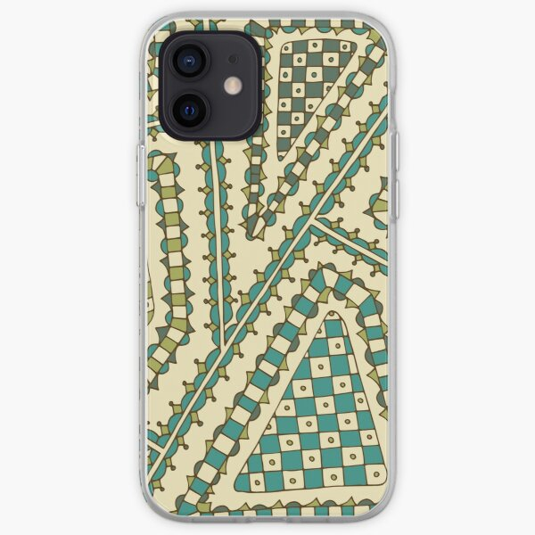 Seaside Paths iPhone Soft Case