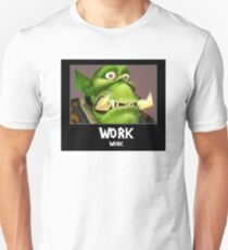 WORK WORK - WC3 T-Shirt