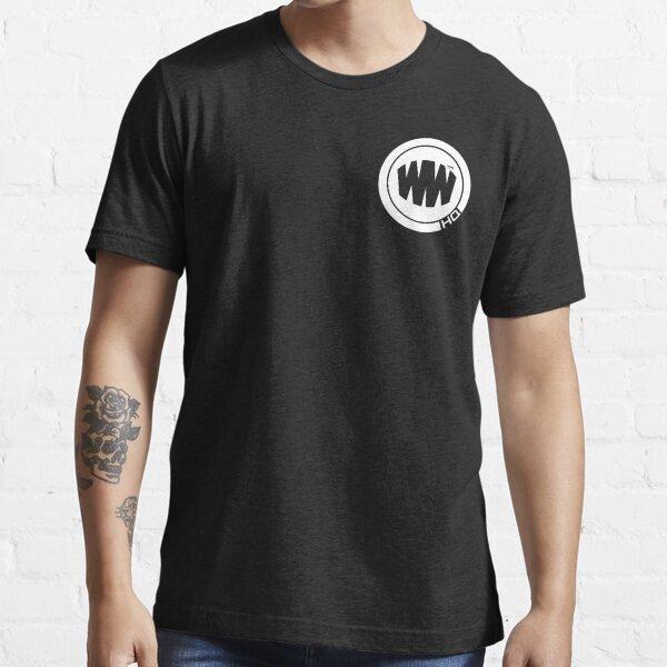 waxwrxHQ logo Essential T-Shirt