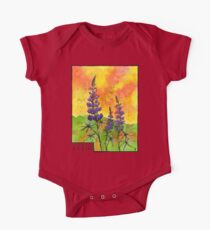 Lupin Flowers Kids Clothes