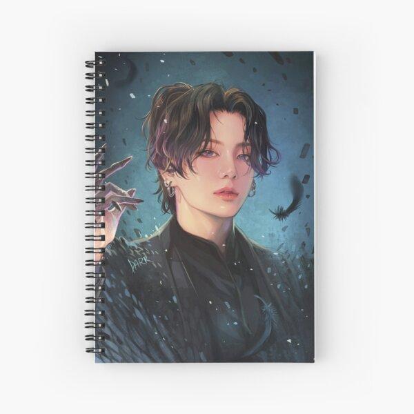 CISNE NEGRO - JUNGKOOK Cuaderno de espiral