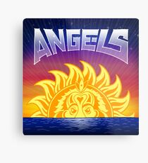 Angels by Chance the Rapper Metal Print