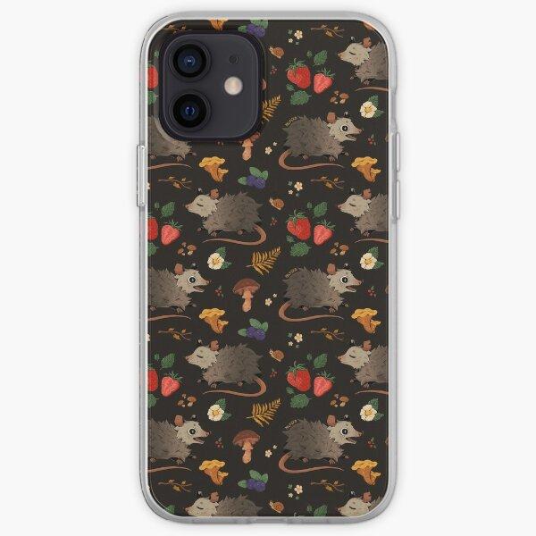 possums & treats iPhone Soft Case