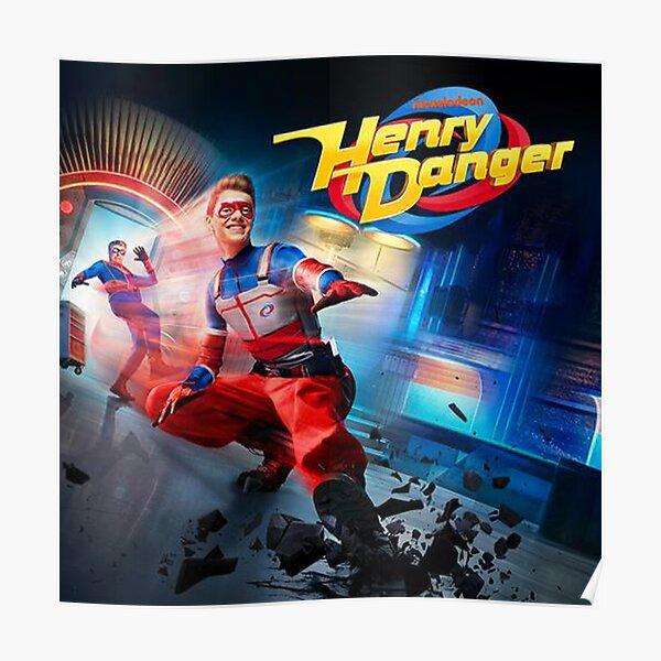 Henry peligro Póster