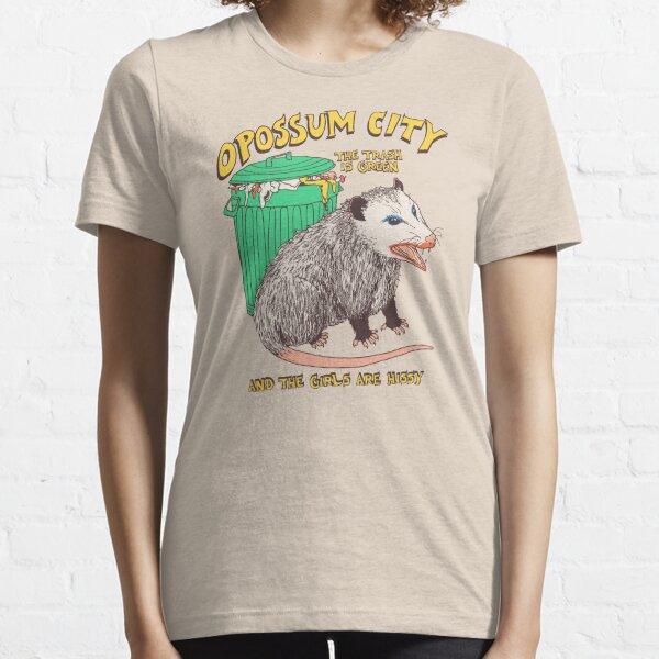 Opossum City Essential T-Shirt
