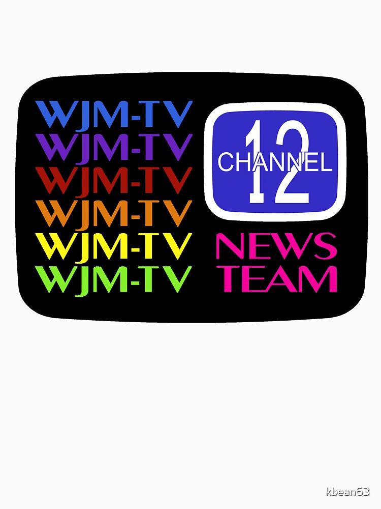 """WJM-TV, Mary Tyler Moore"" T-shirt by kbean63   Redbubble"