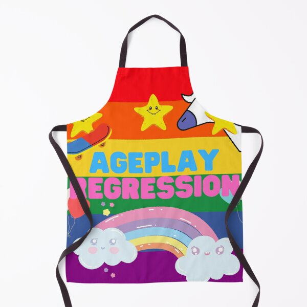 Ageplay Regression Apron