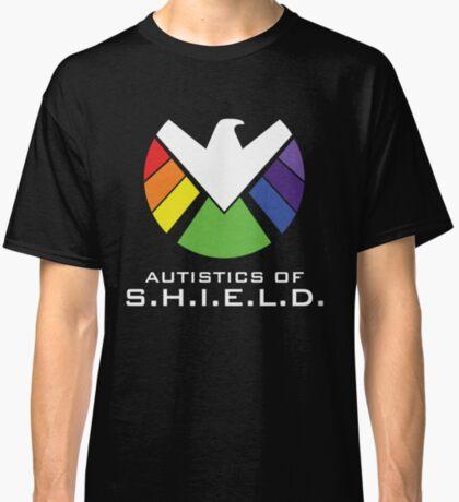 Autistics of S.H.I.E.L.D. Classic T-Shirt
