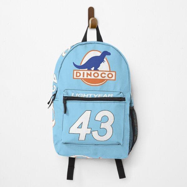 Dinoco Blue Backpack