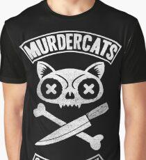 murdercats Graphic T-Shirt