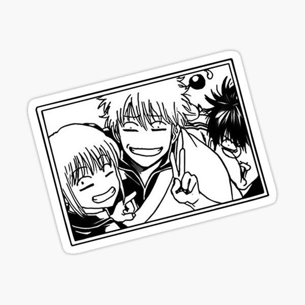 Yorozuya Sticker