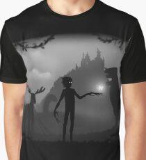 Different World Graphic T-Shirt