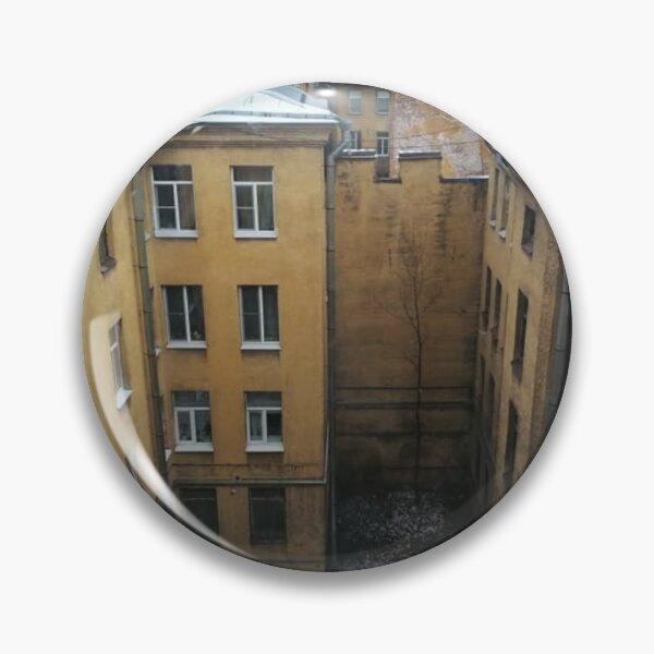 Живопись города. City painting.  Pin