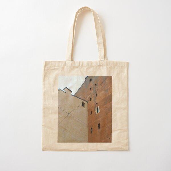 Живопись города, City painting Cotton Tote Bag