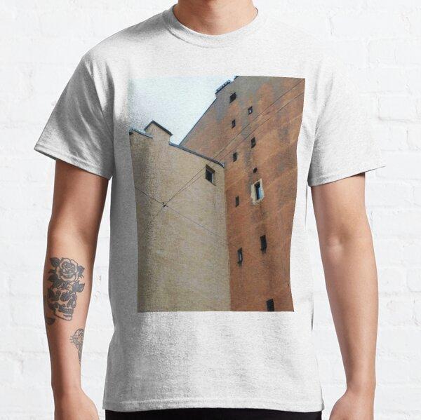 Живопись города, City painting Classic T-Shirt