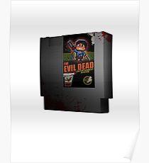 Evil Dead NES Poster