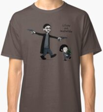 Leon and Mathilda Classic T-Shirt