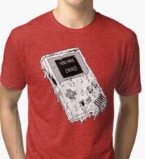 Deadboy (ORIGINAL NINTENDO GAMEBOY) Tri-blend T-Shirt