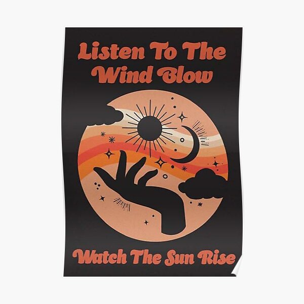 Listen To The Fleetwood Poster