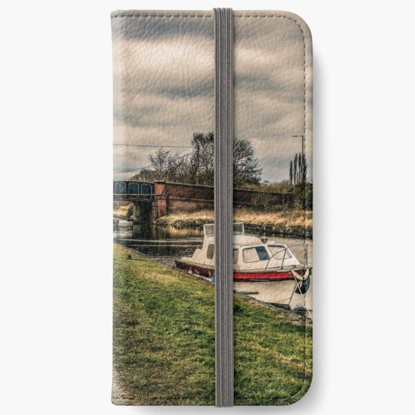 Dover Lock, Abram, Wigan iPhone Wallet
