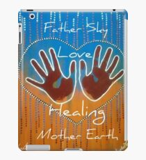 Love & Healing iPad Case/Skin