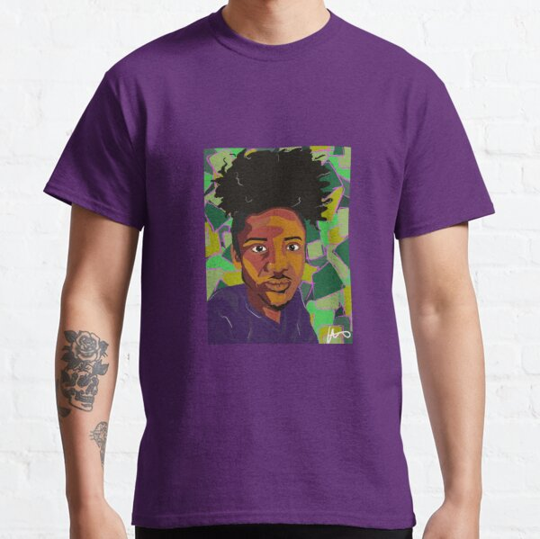 "Digital Graphic, ""Isaac"" Classic T-Shirt"
