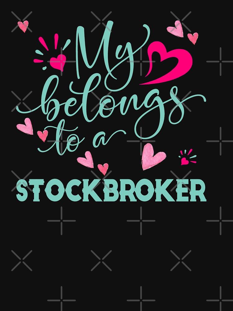 HEART BELONGS TO A STOCKBROKER by STRADE
