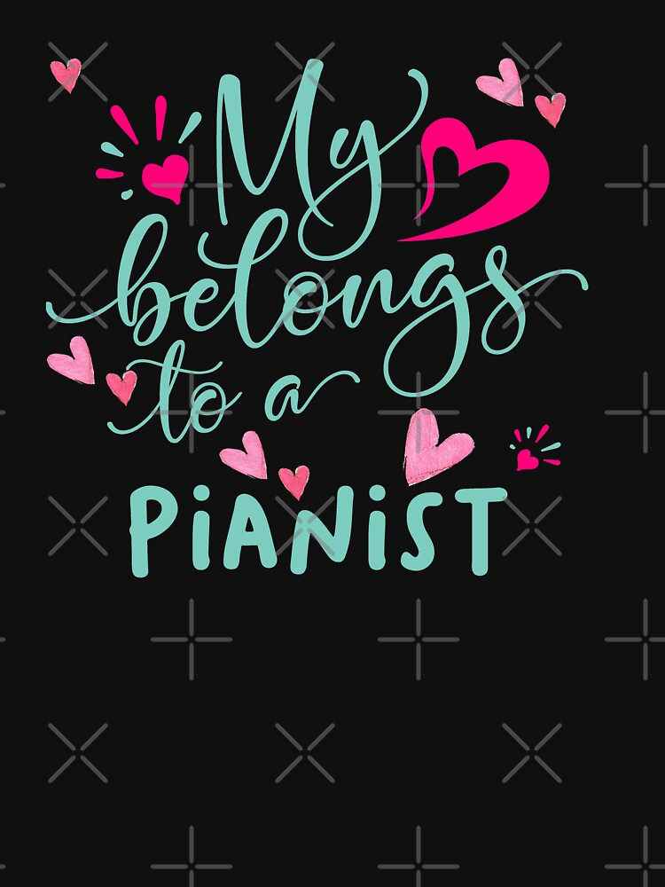 MY HEART BELONGS TO A PIANIST by STRADE