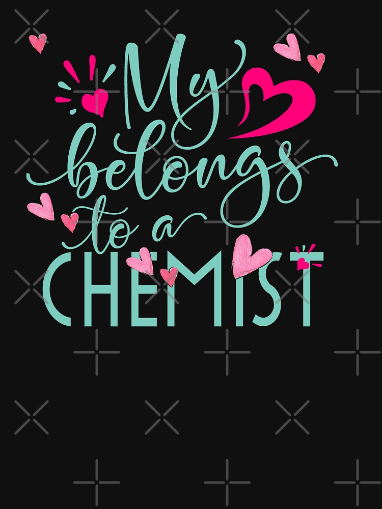 MY HEART BELONGS TO A CHEMIST by STRADE