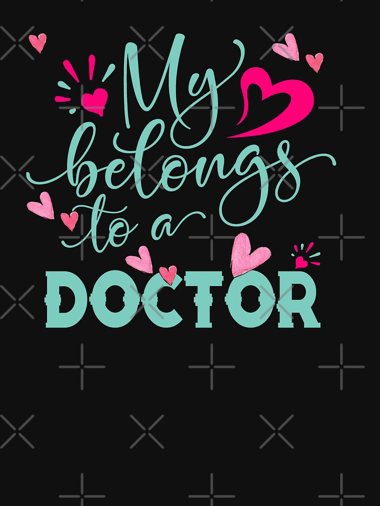MY HEART BELONGS TO A DOCTOR by STRADE