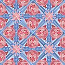 Pink Panther Pattern by chobopop
