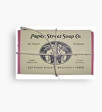 Paper street Soap C.O. / Fight Club Canvas Print