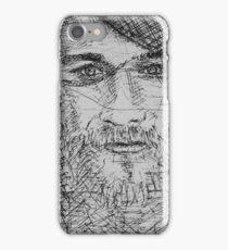Ink Portrait iPhone Case/Skin