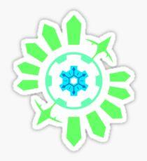 Time Gear Sticker